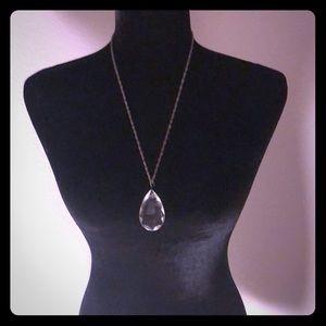 Art deco necklace vintage